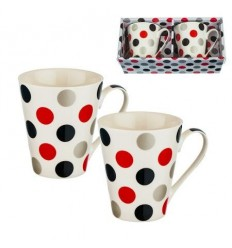 Комплект 2 чаши за кафе/чай