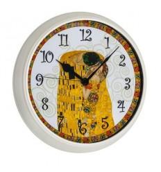 Стенен часовник Целувката