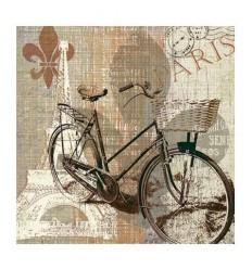 Салфетки колело