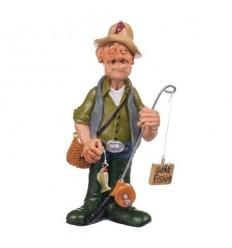 Статуетка рибар