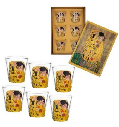 The Kiss 6 чаши за уиски