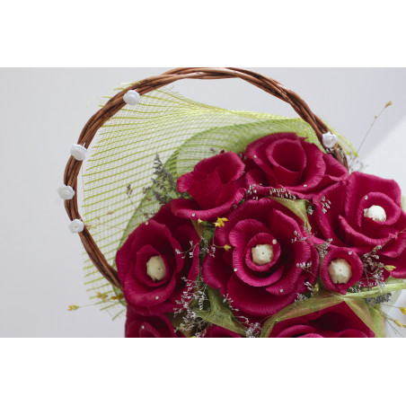 Шоколадов букет Кралица Роза