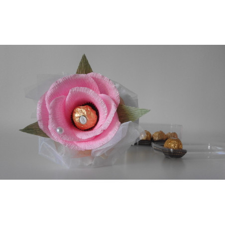 """Шоколадов букет """" Роза мечта"""""""