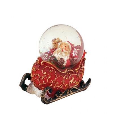 Преспапие Дядо Коледа с шейна