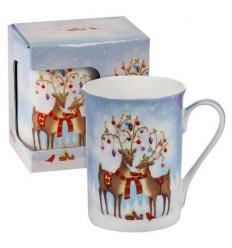 Коледни еленчета MUG