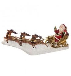 Дядо Коледа на шейна 64см.