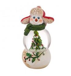Преспапие елхичка и снежко