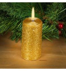 Свещ злато