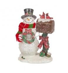 Снежко с пощенска кутия