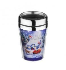 Термо чаша Дядо Коледа с шейна