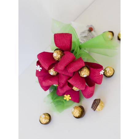 """Шоколадов букет """"Спомен"""""""