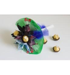 """Шоколадов букет """"Дързост"""""""