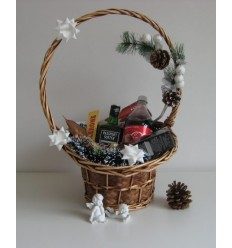 Коледна кошница 1