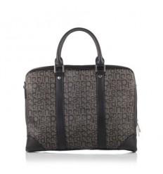 Мъжка чанта за документи от плат