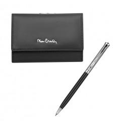 Сет PIERRE CARDIN - химикалка и портмоне