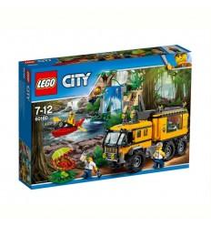 Jungle Мобилна лаборатория LEGO CITY
