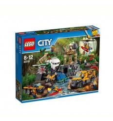 Jungle Място за изследвания LEGO CITY