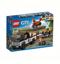 Състезателен отбор с ATV LEGO CITY