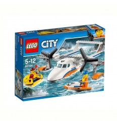 Спасителен морски самолет LEGO CITY