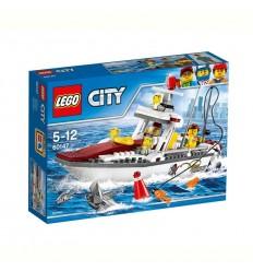 Рибарска лодка LEGO CITY