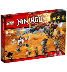70592 Salvage M.E.C. LEGO NINJAGO