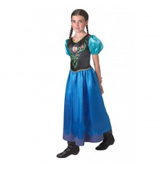 Карнавален костюм Анна класически Frozen Rubies
