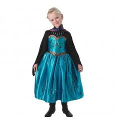 Карнавален костюм Елза Коронация Frozen Rubies