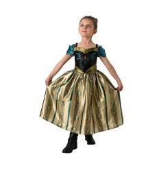 Карнавален костюм Aннa Коронация Frozen Rubies