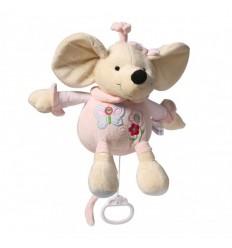 Детска музикална играчка мишка Babyono