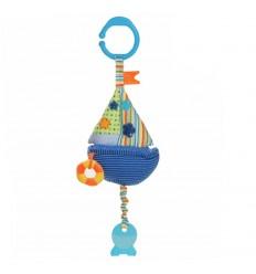 Бебешка играчка платноходка Babyono