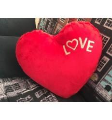 Възглавница Сърце heart-shaped 35х35