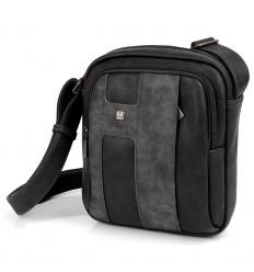 Мъжка чанта Welcome черна
